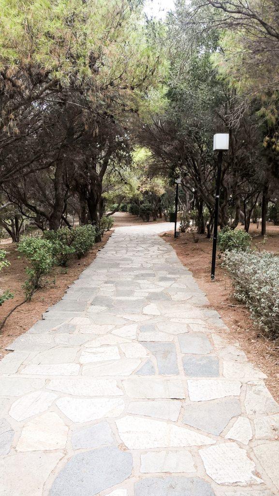 Fillopappou alleys